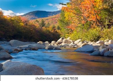 New England River