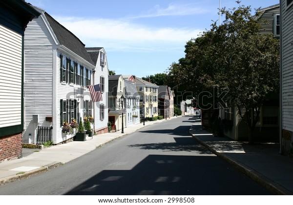 New England Street