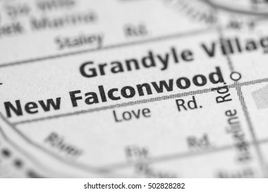 New Falconwood. New York (State). USA.