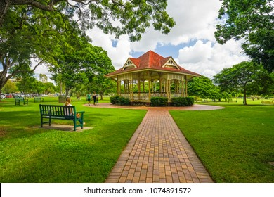 New Farm Park, Brisbane, Queensland, Australia.
