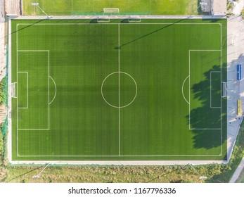 new football pitch playground