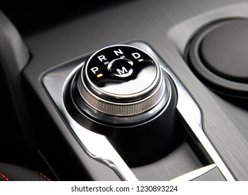 The new generation of modern circular automatic transmission cars.
