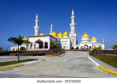 New grand mosque in Cotobato, Southern Philippines