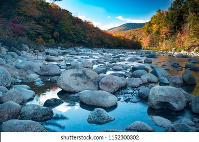 New Hampshire During Autumn