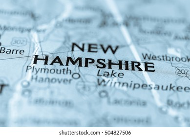 New Hampshire State, USA.