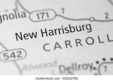 New Harrisburg. Ohio. USA