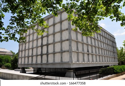 NEW HAVEN, CONNECTICUT:  The Beinecke Rare Book and Manuscript Library at Yale University