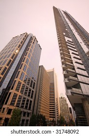 New high rise hotel and office tower