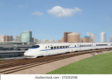 New high-speed train