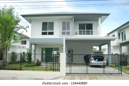 New home. Family house  modern homes - Luxury house at Thailand