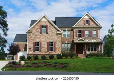 New house in Cary, North Carolina