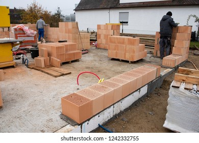 new house in construction