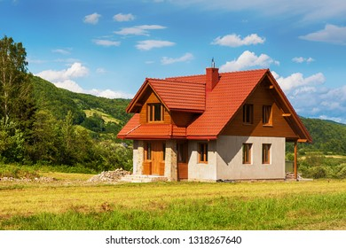 New house in rural area