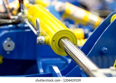 new hydraulic piston