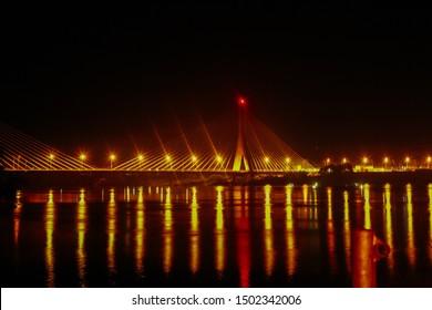 New Iconic Bridge in Jinja, Uganda