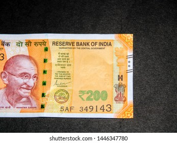 200 Rupee Currency Note Images, Stock Photos & Vectors | Shutterstock