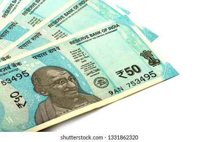 50 Rupee Note Images, Stock Photos & Vectors | Shutterstock