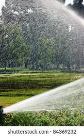 New Irrigation Green Technology