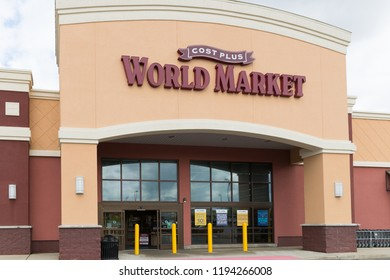 New Jersey, September 26, 2018:Cost Plus World Market is a chain of specialty import retail stores, it opened it's first store in1958 in San Francisco's famed Fisherman's Wharf.