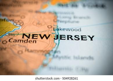 New Jersey State, USA.