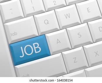 New Job button