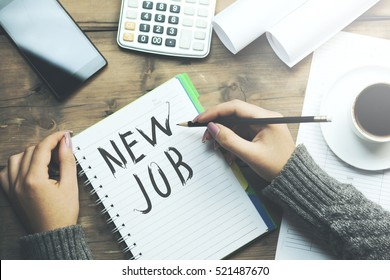 New Job Images, Stock Photos & Vectors | Shutterstock