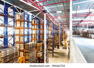 New large and modern warehouse space