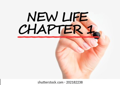 New life chapter or episode