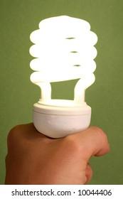 New Low Energy Light Bulb