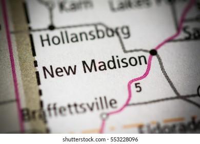 New Madison. Ohio. USA