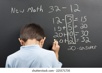 New math frustration.