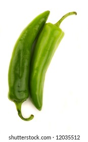 New Mexican Green Chile - Nestled