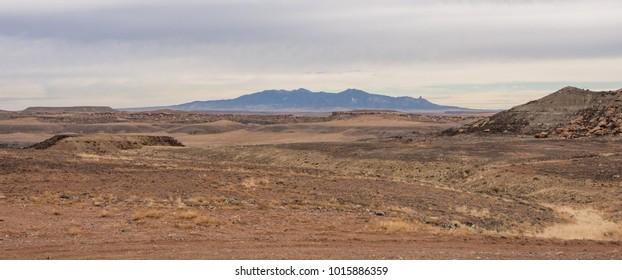 New Mexico desert landscape