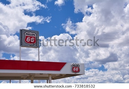 New Mexico Usa July 22 2017 Stock Photo Edit Now 733818532