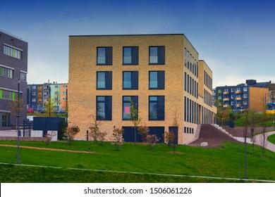 New Modern Building in Heiligenhaus
