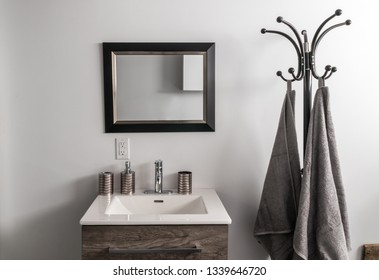 new modern house bathroom sink