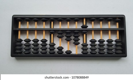 New modified abacus for school children to learn mathematics and calculating. Abacus is Chinese traditional calculator. Chinese merchants use abacus to calculate and for accounting purposes.
