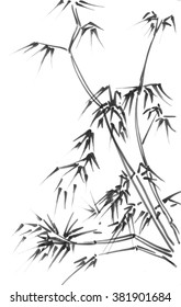 The new Monochrome bamboo