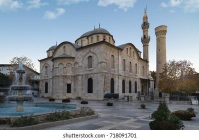 new mosque - Malatya - Turkey