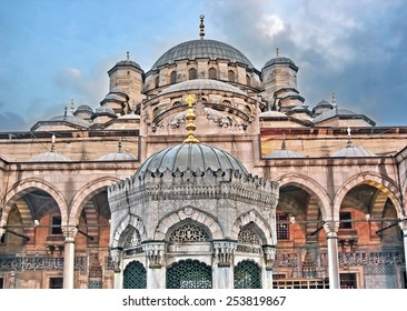 New Mosque (Yeni Cami), Istanbul