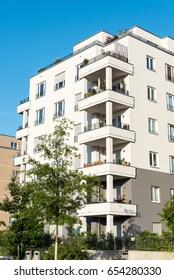 New multi-family house in Berlin, Germany