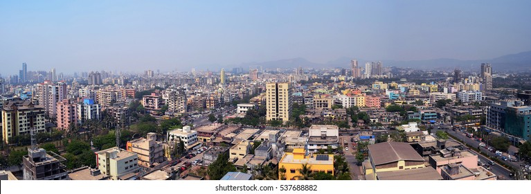 New Mumbai skyline, Vashi Sector 19 D