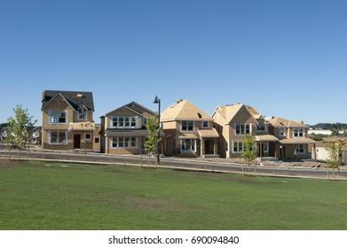 New Neighborhood under construction
