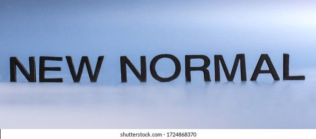 New Normal Images Stock Photos Vectors Shutterstock