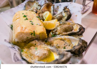 Grilled Oysters Images, Stock Photos & Vectors | Shutterstock