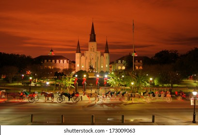 New Orleans' Jackson Square