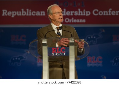 NEW ORLEANS, LA - JUNE 17: Jimmy Field addresses the Republican Leadership Conference on June 17, 2011 at the Hilton Riverside New Orleans in New Orleans, LA.