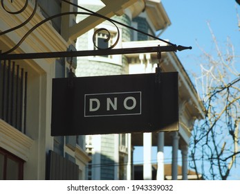 New Orleans, LA - March 4, 2021: DNO in New Orleans.