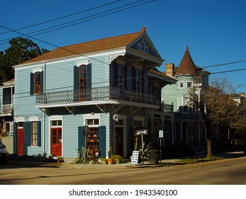 New Orleans, LA - March 4, 2021: DNO in New Orleans