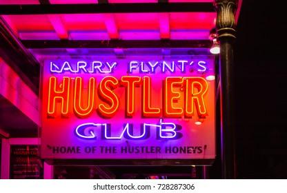 This Hustler club garden grove
